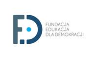 logo fundacji edukacji dla demokracji